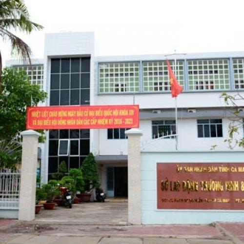 Sở Lao Động TB&XH Cà Mau