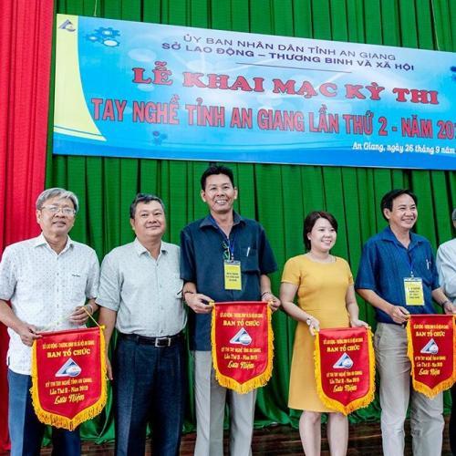 SỞ LAO ĐỘNG TB&XH AN GIANG