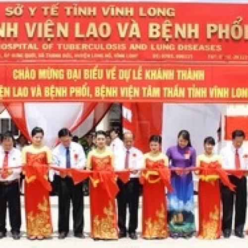 BV Lao & Bệnh Phổi Vĩnh Long