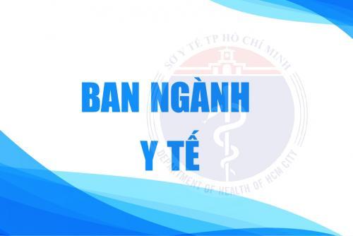 BAN NGÀNH Y TẾ