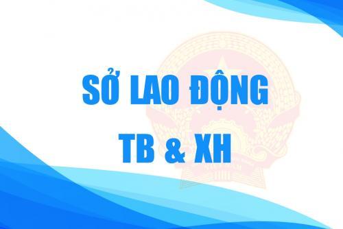 SỞ LAO ĐỘNG TB&XH